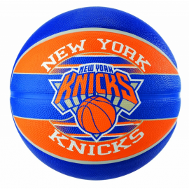 Balon Spalding Nba Team Ny Kinicks talla 7 multicolor