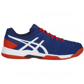 Zapatillas pádel Asics Gel-Pádel Pro 3 SG azul/blanco hombre