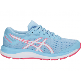Zapatillas running Asics Gel-Cumulus 20 GS celeste junior