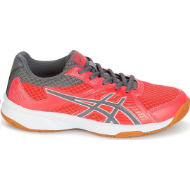 Zapatillas voleyball Asics Upcourt 3 GS coral junior