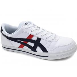 Zapatillas Asics Aaron blanco/azul/rojo hombre