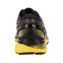 Zapatillas running Asics Gel-Nimbus 21 negro/amarillo hombre