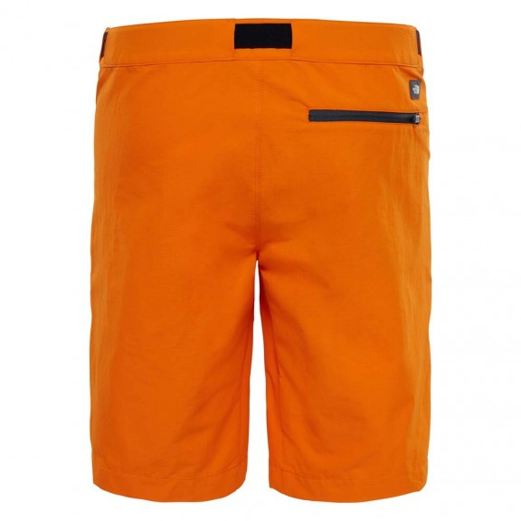 Pantalon trekking The North Face Tansa naranja hombre