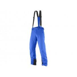 Pantalon esqui Salomon Icegroty azul hombre