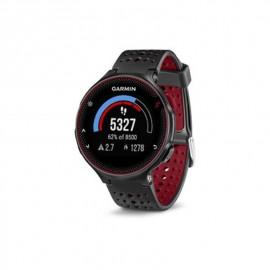 Reloj Garmin GPS Forerunner FR235 Negro/Rojo