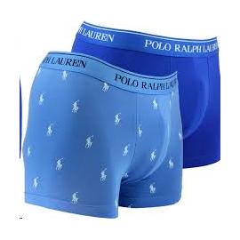 Boxer Polo Ralph Lauren 2pk azul/marino