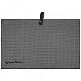 Toalla microfibra Taylormade Players gris