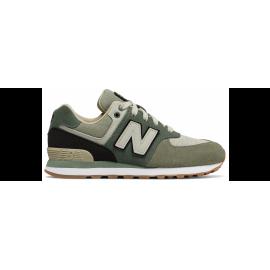 Zapatillas New Balance GC574MLD kaki junior
