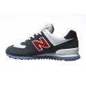 Zapatillas New Balance ML574ESC azul hombre