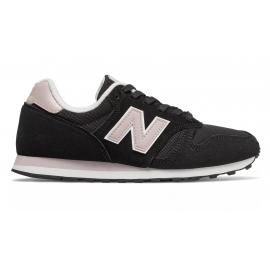 Zapatillas New Balance WL373BLG negra/rosa mujer