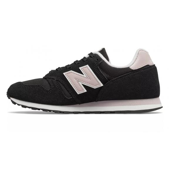 zapatillas new balance mujer negras