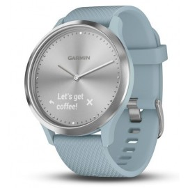 Smartwatch Garmin Vivomove Hr azul (S/M)