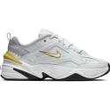 Zapatillas Nike M2K Tekno blanco/dorado mujer