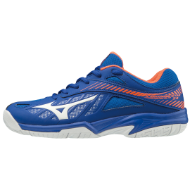 Zapatillas indoor Mizuno Lightning Star Z4 azul junior
