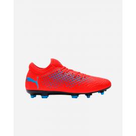 Zapatillas fútbol Puma Future 19.4 FG/AG naranja hombre