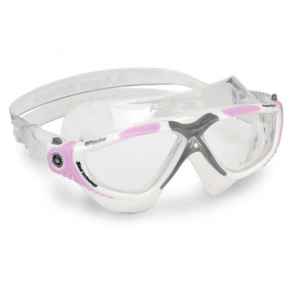 afdeb6c70 Gafas Natación Mujer Aquasphere Vista Rosa/Transparente - Deportes Moya