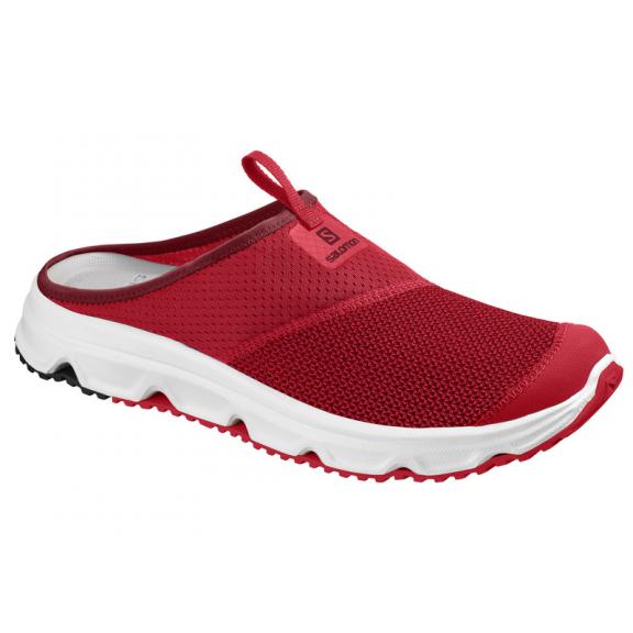 4d27e511c4 Zapatillas relax Salomon Rx Slide 4.0 roja hombre - Deportes Moya