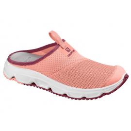 Zapatillas relax Salomon Rx Slide 4.0 coral mujer