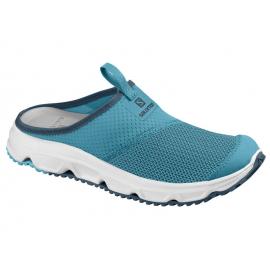 Zapatillas relax Salomon Rx Slide 4.0 verde mujer