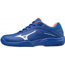 Zapatillas tenis/pádel Mizuno Exceed Star 2 CC azul junior