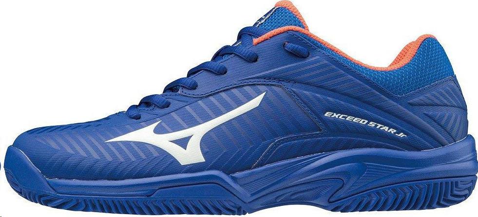 543d460b78e Zapatillas tenis pádel Mizuno Exceed Star 2 CC azul junior - Deportes Moya