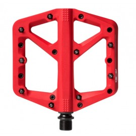 Pedal Crank Brothers Stamp 1 Large rojo