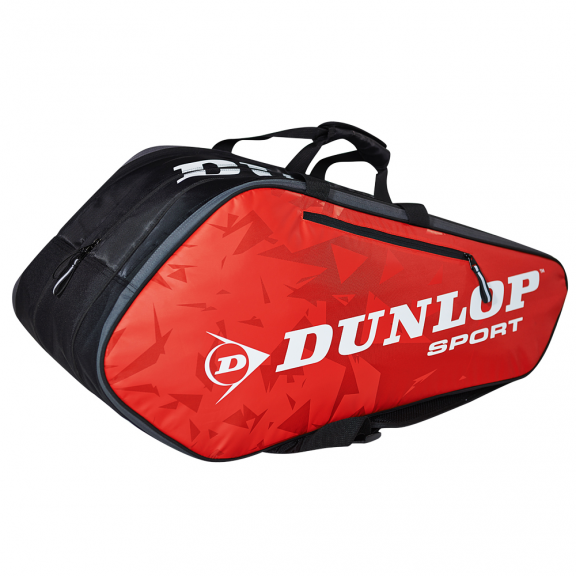 Raquetero Dunlop Tour 10 raquetas rojo - Deportes Moya 1ac29ed6316d