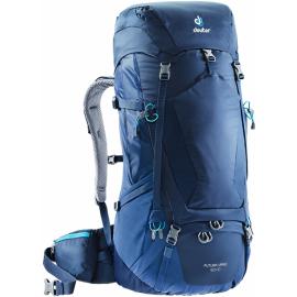 Mochila trekking Futura Vario 50+10 azul