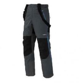 Pantalón esquí Trango Gudar gris hombre