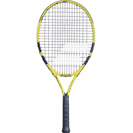 Raqueta tenis Babolat Nadal 26 amarillo/negro junior