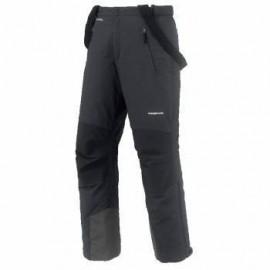 Pantalón esquí Trangoworld Kwango termic 310 negro hombre