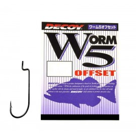 Anzuelo Decoy Worm 5 - 3/0