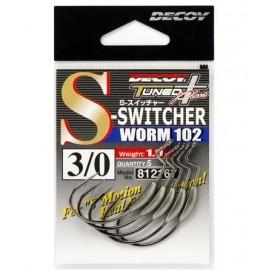 Anzuelo Decoy Worm 102 S-Switcher - 3/0