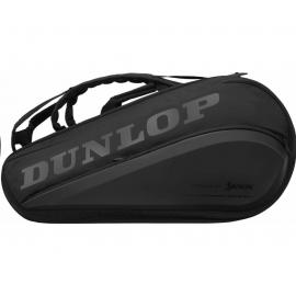 Raquetero Dunlop CX Performance 9RKT Thermo negro/negro