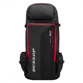 Mochila tenis Dunlop CX Performance Long negro/rojo