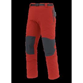 Pantalón largo montaña Trango Hoan rojo hombre