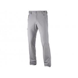 Pantalón largo outdoor Salomon Waifarer gris hombre