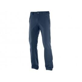 Pantalón largo Salomon Wayfarer azul hombre
