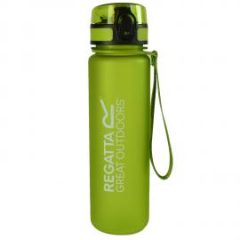 Botella Agua Regatta Tritan Flip 0.6L verde