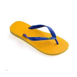 Chanclas Havaianas Brasil amarillo hombre