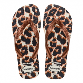 Chanclas Havaianas Top Animals leopardo mujer