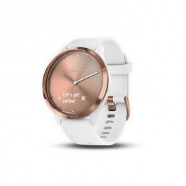 Smartwatch Garmin Vivomove HR Blanco/Rosa