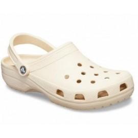 Zuecos Crocs Classic U winter white unisex