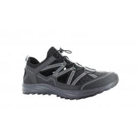 Zapatillas trail Hi-Tec Sensor Trail Sandal negra hombre