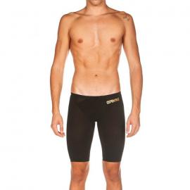 Bañador competición Arena Carbon Air2 negro/dorado hombre