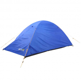 Tienda de campaña Regatta ZeeFest 2 azul acampada