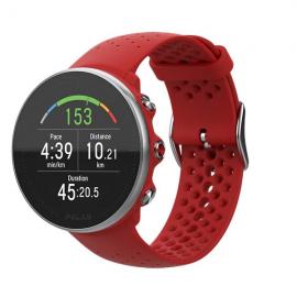 Reloj GPS Polar Vantage M rojo M/L