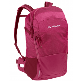 Mochila trekking Vaude Tacora 26+3 rosa mujer