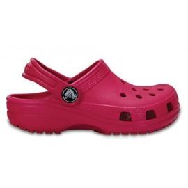Zuecos Crocs Classic Clog K rosa niña