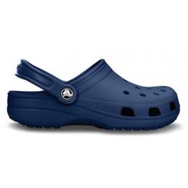 Zuecos Crocs Classic U marino unisex